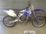 Yamaha Yzf 450 2007