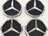 4 x keskiökupit Mercedes-vanteisiin, uudet