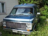 Chevrolet Chevy Van 6.2Diesel