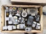 Vaihdemoottorit Bonfiglioli, Nord, Siemens jne