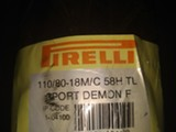 Pirelli Eturengas