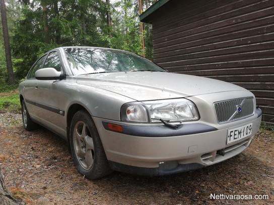 Nettivaraosa Volvo S80 2000 2 4 125kw Aut Myydaan