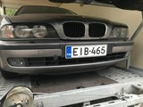 BMW 523 Porrasperä