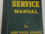 John Deere korjaamokäsikirja