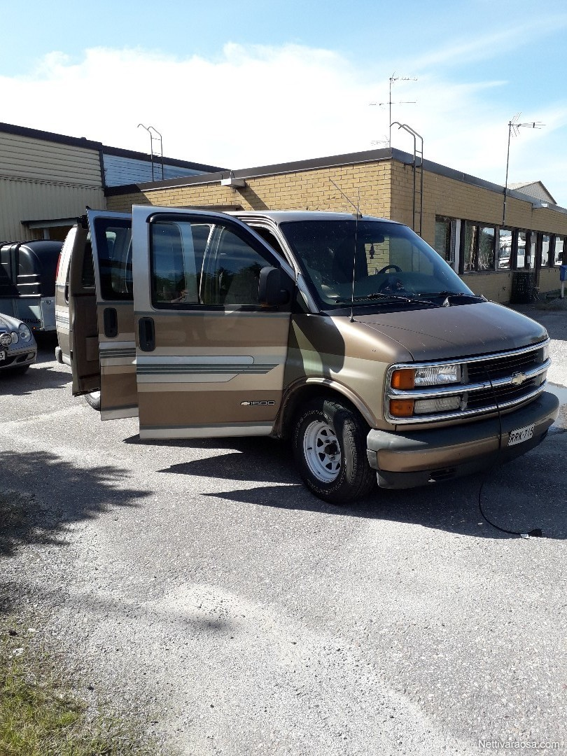 Chevy Express Van >> Nettivaraosa Chevrolet Express Van 1996 Auton Varaosat