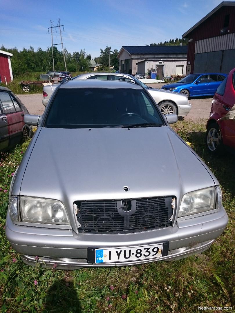 Mercedes-Benz C230 KOMPRESSOR 1999 - Spare- and crash cars - Nettivaraosa