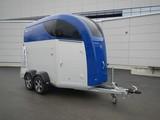 Careliner  Alu 2 hevosen traileri