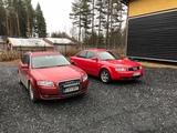 Audi Sisustan listat