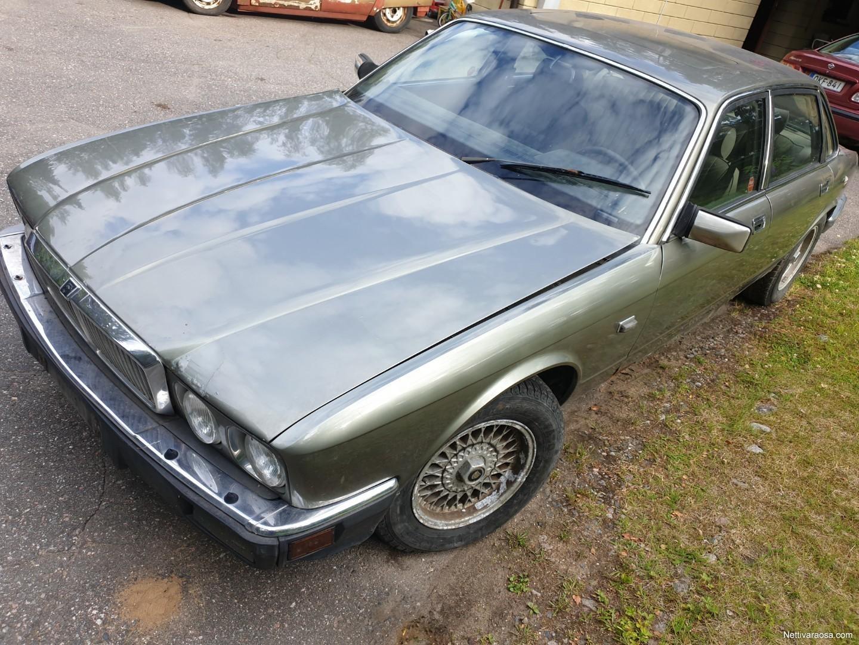 Nettivaraosa - Jaguar XJ6 1987 - XJ40 - Varaosa- ja kolariautot - Nettivaraosa