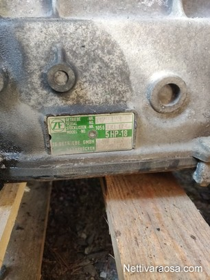 ZF 5hp18 1996 - Car spare parts - Nettivaraosa