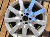 Mercedes Borbet w221 alkuperäiset