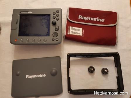 Nettivaraosa - Raymarine C80 - Boat accessories and parts - Nettivaraosa