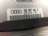Audi A6 C5 Mittaristo, moottorin