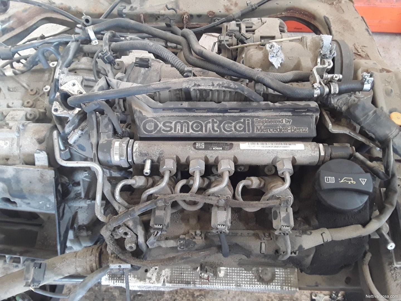 Mercedes Smart Car >> Nettivaraosa Smart Fortwo 2009 Diesel Auton Varaosat