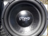 Focus Acoustics Black mk5 12D2
