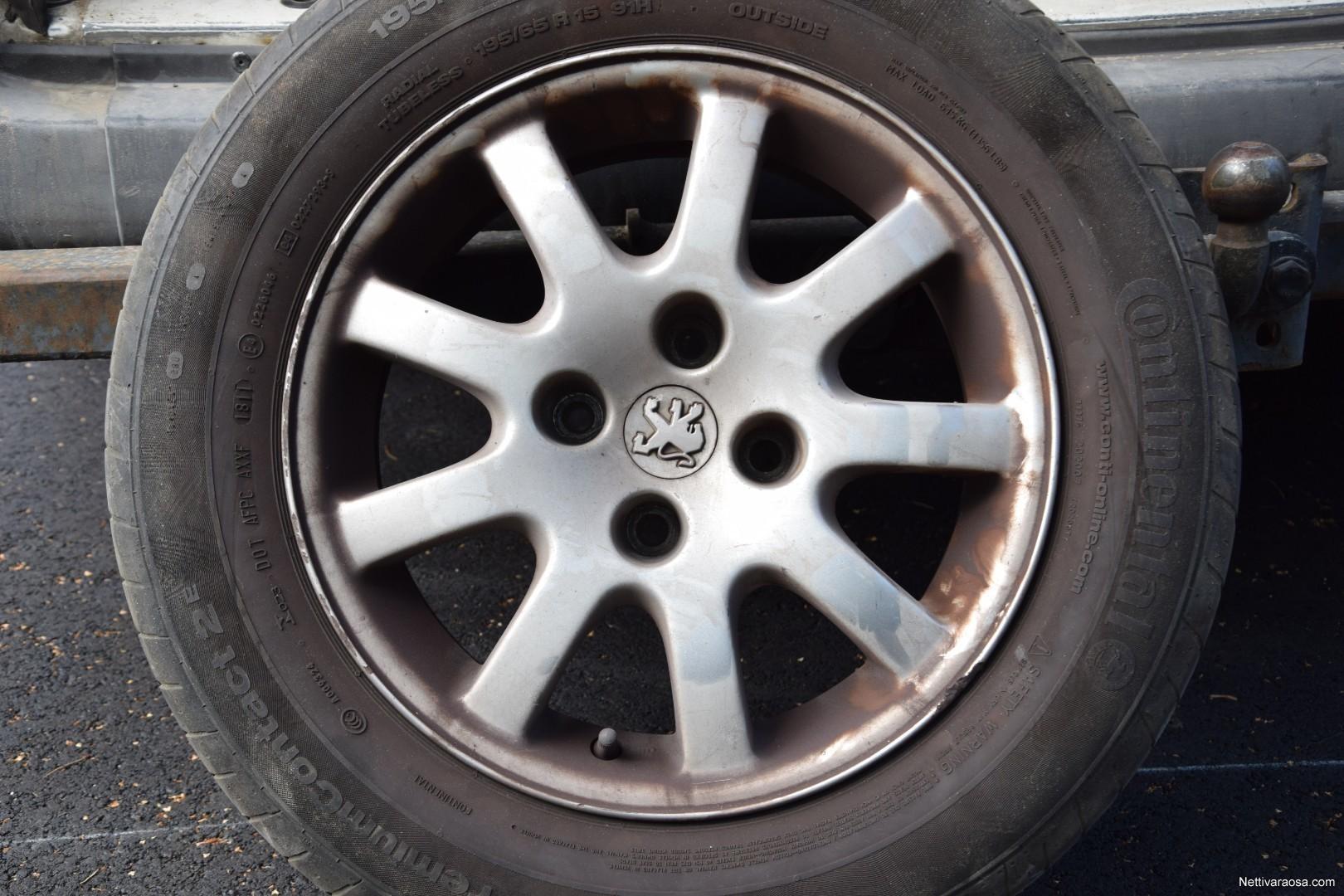 Continental ContiPremiumContact 2 - Tyre sets - Nettivaraosa
