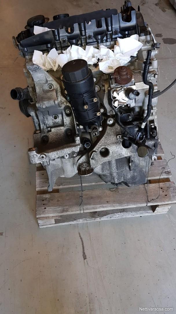 Nettivaraosa - Bmw E60 N47 Raakamoottori 2008 - Car spare parts