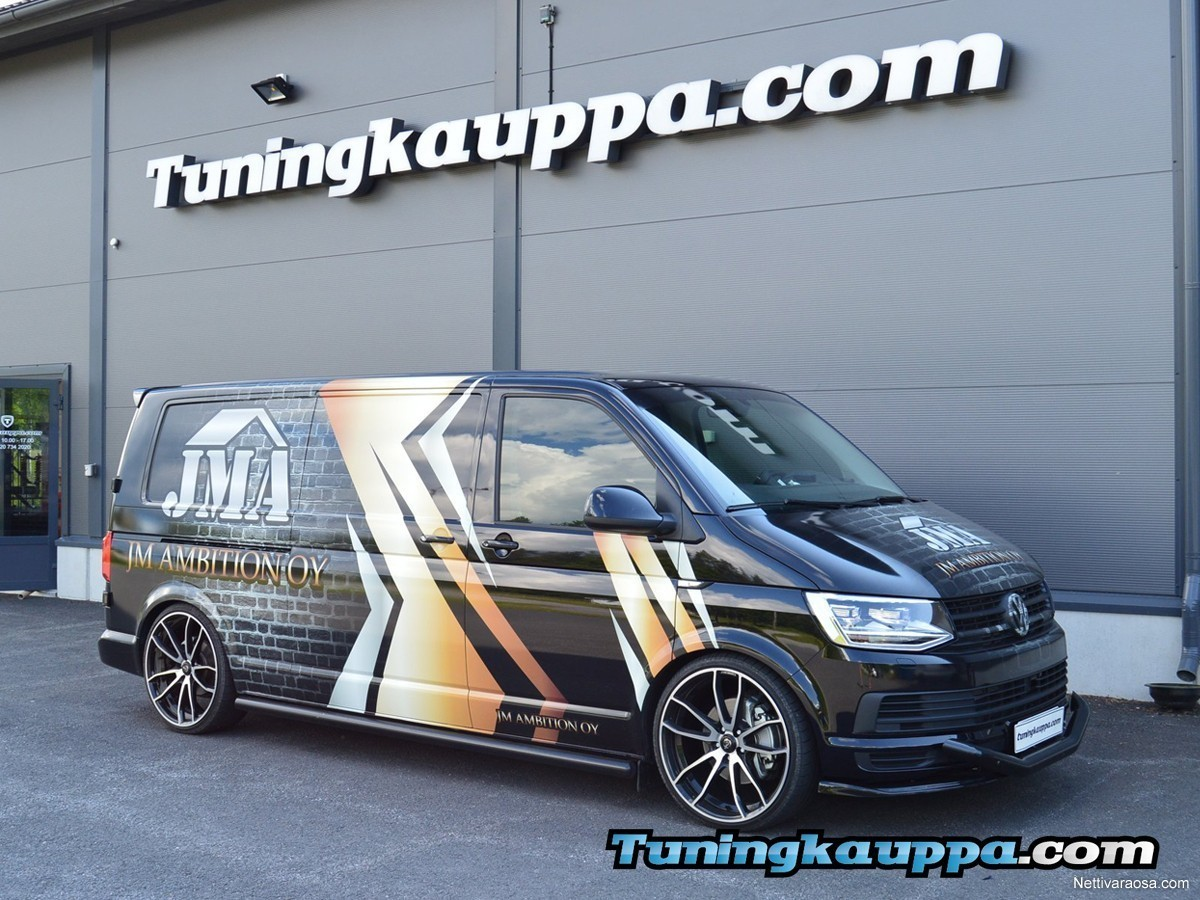 Nettivaraosa Vw Transporter T5 T6 Vw Transporter T5 T6 Mustat Kylkiputket 439 Www Tuningkauppa Com Tuning Parts Nettivaraosa
