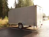 Autotrailer-Fin 4000 Box