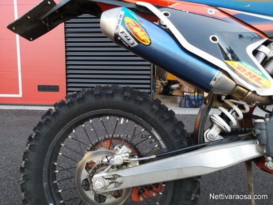 KTM 450 EXC FMF - Factory 4 1 Titanium - Motorcycle spare parts and  accessories - Nettivaraosa