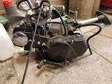 125cc Yx kone