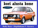 Escort mk1 mk2 kori alusta kone