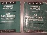 Dodge Ram Korjaamokäsikirja
