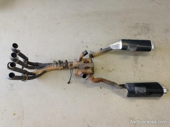 Suzuki GSX-R 2008 - 1000 - Motorcycle spare parts and accessories -  Nettivaraosa
