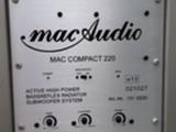 Mac Audio Mac compact 220