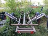 Traileri  Traktorilla vedettävä