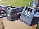 Yamaha 9.9 4-T Mariner 4 ja 5 hv