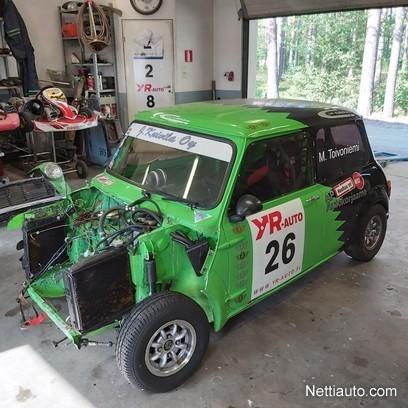Nettivaraosa - Mini 1000 1973 - Motor racing - Nettivaraosa