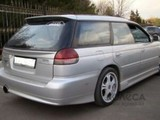 Subaru Legacy  Mid Wing Spoiler
