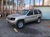 Jeep Grand cherokee wj 4.7