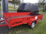JJ-Trailer 3000s 35 Red edition