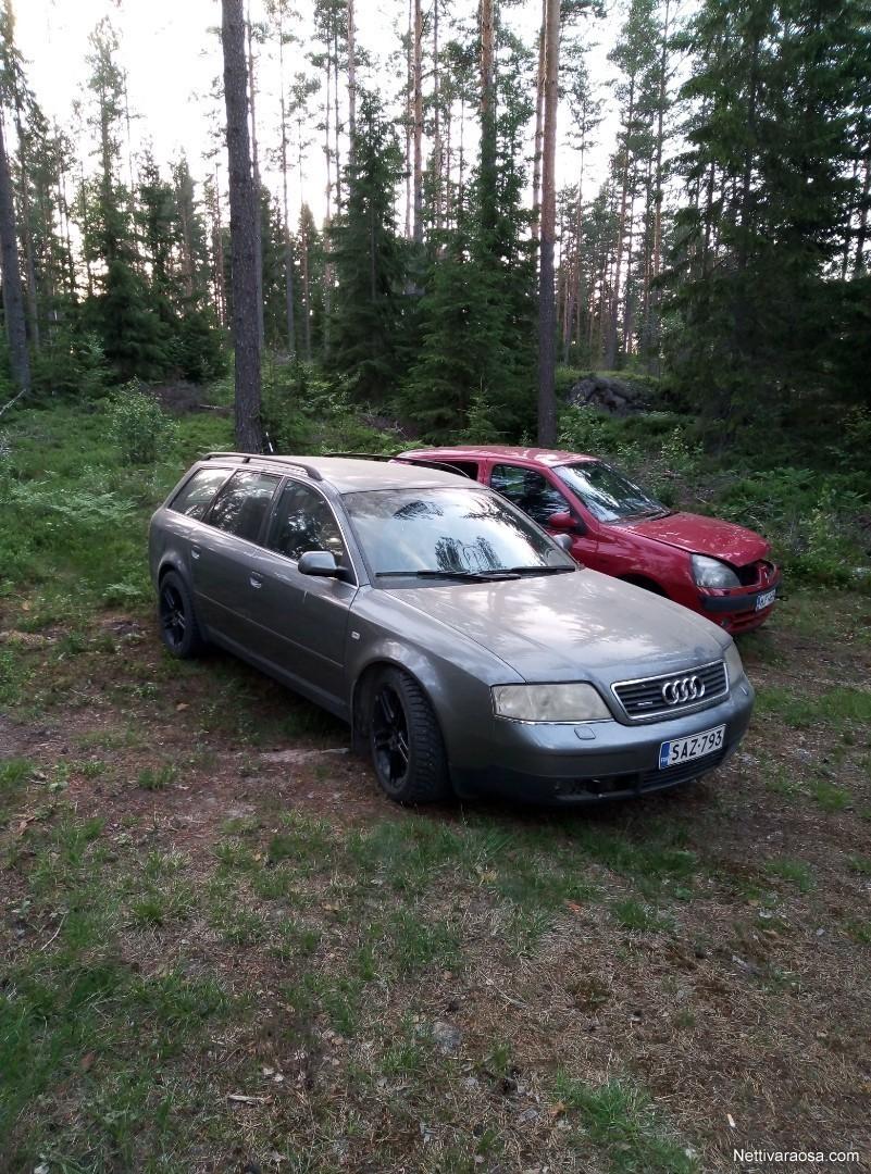 Nettivaraosa Audi A6 1 8t 2001 1 8 Guattro Car Spare