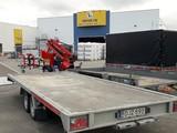 Temared 5020 5m traileri ajosilloilla