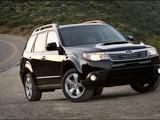 Subaru Forester SH 2009-2012