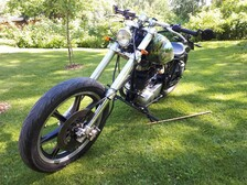 Yamaha SR